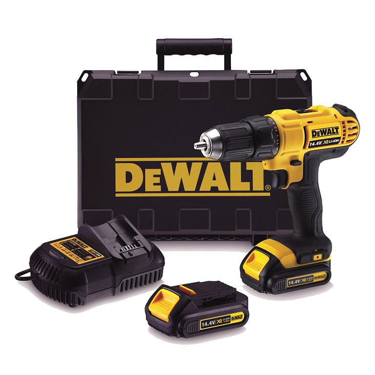 Винтоверт акумулаторен  DEWALT DCD734C2