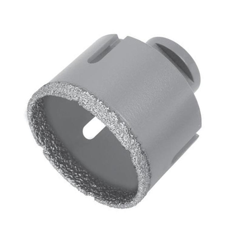 Боркорона за керамика с прахообразен диамант ф 60х 35 мм
