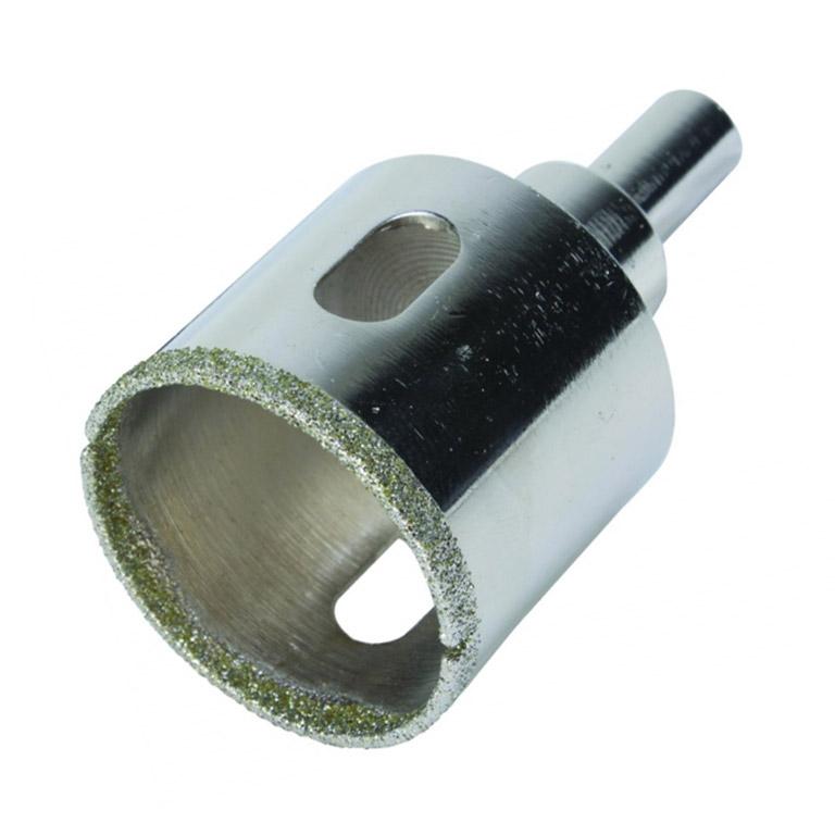 Боркорона за керамика с прахообразен диамант ф 50мм