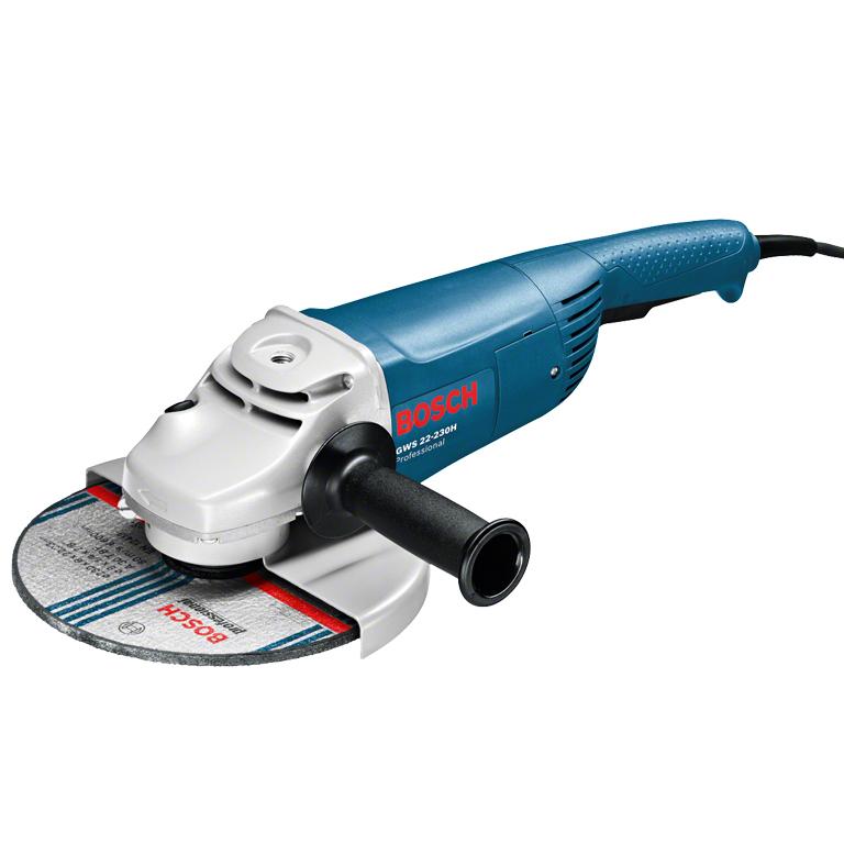 Ъглошлайф Bosch GWS 22-230 H ф 230 мм