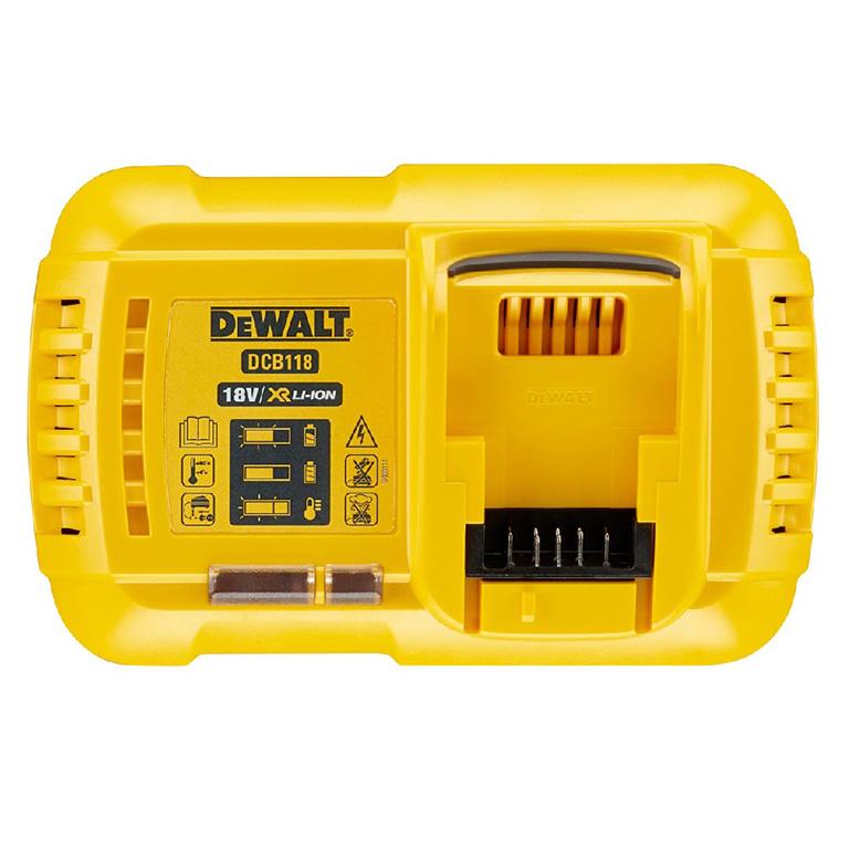 Зарядно устройство за Li-Ion батерии DEWALT DCB118