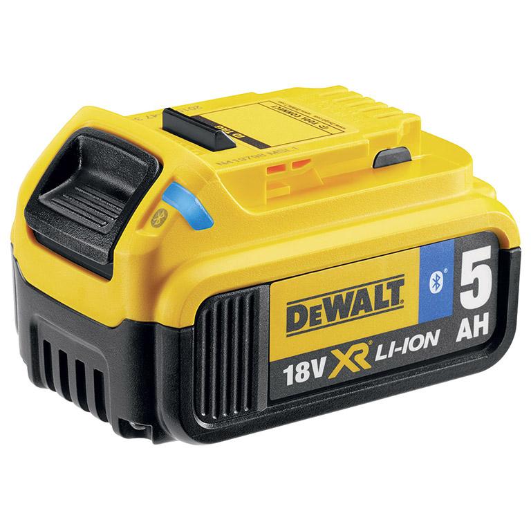 Батерия акумулаторна DeWALT DCB184B с Bluetooth